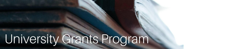 University Grants Program